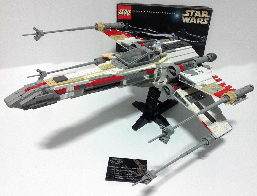 Vintage Star Wars Legos 105