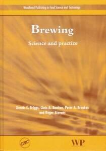 BREWING: Science and Practice Dennis Briggs Hardcover