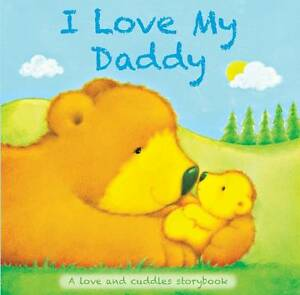 I-Love-My-Daddy-Chunky-Storyboard-GOOD-Book