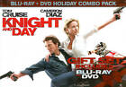 Knight and Day (Blu-ray/DVD, 2010, 2-Disc Set)