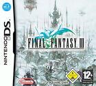 Final Fantasy III (Nintendo DS, 2007)