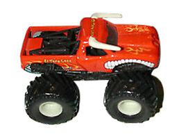 Hot Wheels Monster Jam El Toro Loco 16 1 64 Diecast Truck