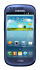 Handy: Samsung Galaxy S III mini GT-I8190 - 8 GB - Pebble Blue (Ohne Simlock) Smar...