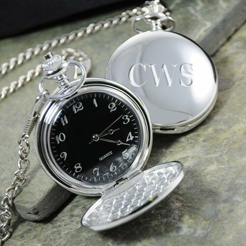 How to Buy a Silver Plated Pocket Watch