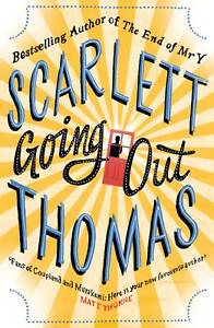 Going Out by Scarlett Thomas BRAND NEW BOOK (Paperback, 2012)