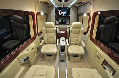 Mercedes-Benz Sprinter319 Luxus- VIP Business Van