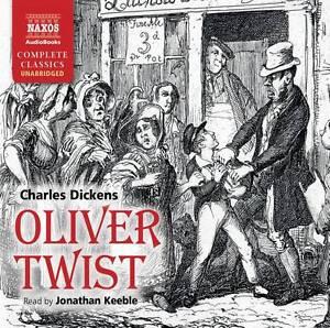 Oliver-Twist-Unabridged-Naxos-Complete-Classics-Charles-Dickens-New-Condit