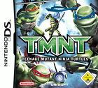 TMNT - Teenage Mutant Ninja Turtles (Nintendo DS, 2007)