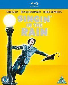 Singin' in the Rain [Blu-ray + UV Copy] [1952] [Region Free] New & Sealed