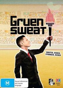 Gruen Sweat - DVD Region 4 (Planet Olympics)