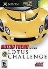 Motor Trend Presents Lotus Challenge : Capcom Entertainment (2003)