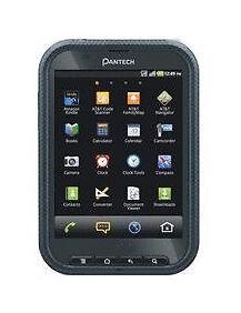 Pantech Pocket (Latest Model) - Black (U...