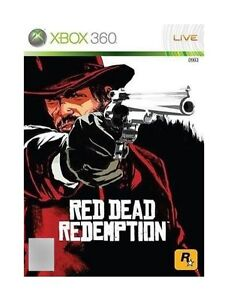 Red Dead Redemption (Microsoft Xbox 360,...