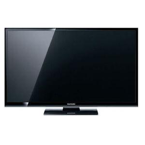 Samsung-PS43E450-43-Inch-600hz-Plasma-TV-PS43E450A1WXXU-Damaged-Screen