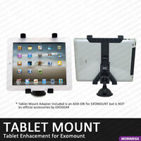 Exogear Exomount Windshield & Dash Universal Car Mount