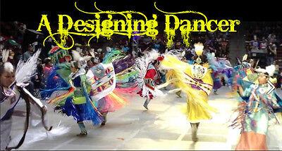 A Designing Dancer