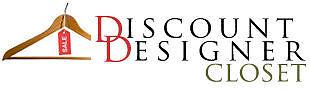 DISCOUNT DESIGNER CLOSET