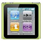 Apple iPod nano 6th Generation Green (16 GB)