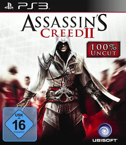 Assassin's Creed II (Sony PlayStation 3, 2009) - Georgsmarienhütte, Deutschland - Assassin's Creed II (Sony PlayStation 3, 2009) - Georgsmarienhütte, Deutschland