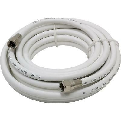 GE 73311 RG6 Video Coaxial Cable