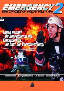 Emergency 2  II  The Ultimate Fight For Life  (PC)  Neuware