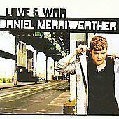 LOVE-WAR-DANIEL-MERRIWEATHER-CD