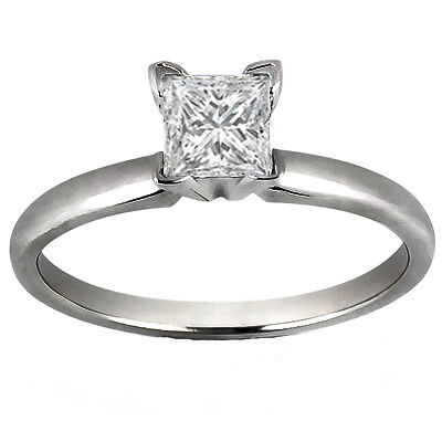 Princess Cut Diamond Ring Buying Guide