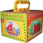 Bear on the Go, Harter Debbie and Stella Blackstone, 184686822X