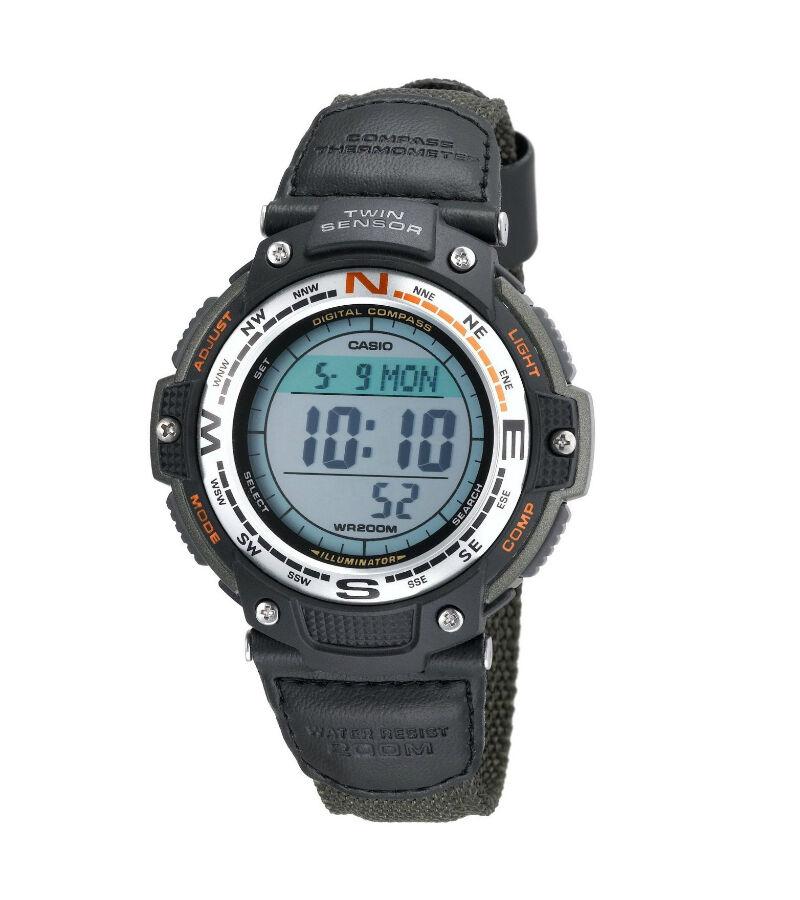 Digital Watch Features