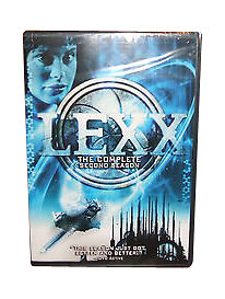 Lexx-Complete-2nd-Second-Season-2-Two-BRAND-NEW-3-DISC-DVD-SET