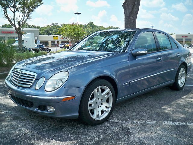 Vehicles classifieds search engine search for Mercedes benz e class 2003 price