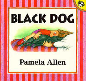 BLACK-DOG-by-Pamela-Allen-Paperback-1993-VERY-GOOD-CONDITION
