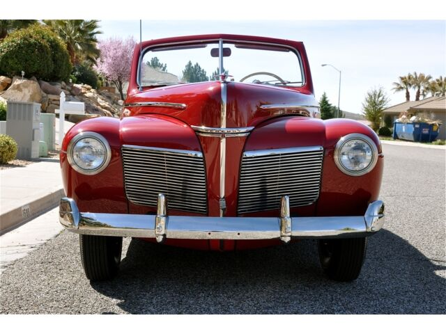 Used 1941 mercury convertible fully restored museum for Mercedes benz dealer st george utah