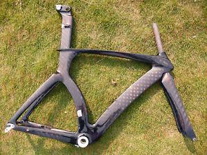 12K-Carbon-Triathlon-TimeTrial-TT-Bike-ISP-Frameset-54cm-tt01-carbonzone