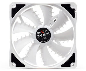 Zalman ZM-SF3 Shark Fin 120mm 12cm PC Case Cooling Fan