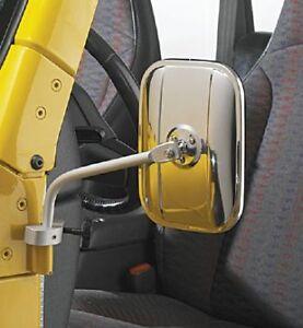 Collins Bros Jeep >> 023-098-Jeep-Wrangler-TJ-Universal-Hinge-Mount-Mirror-1