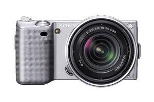 Sony α (alpha) NEX-5N 16.1 MP Digital Ca...
