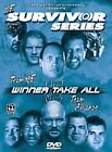WWF - Survivor Series 2001: Winner Take All (DVD, 2002)