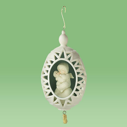 Dept 56 Snowbabies Mother With Child Scene Ornament Last One