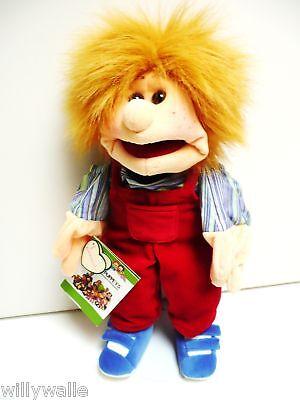 """Living Puppets  Handpuppe  """" Emilchen""""  kleiner Emil ca.35 cm  NEU"""