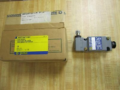 Square D 9007c54fy1901 Limit Switch Series A