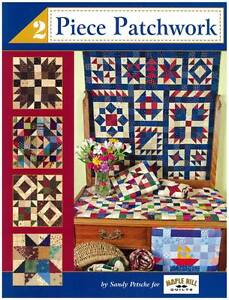 2 Piece Patchwork by Sandy Petsche (Pape...