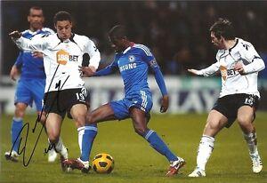 Signed-12-x-8-inch-photo-Bolton-Wanderers-Rodrigo-Moreno