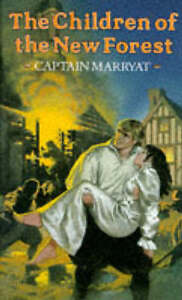 Captain-Marryat-The-Children-of-the-New-Forest-Andre-Deutsch-Classics-Book