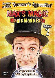 Max's Magic Vol.2 - The Funny And Fantastic New DVD