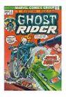 Ghost Rider 9.4 NM Not Signed Platinum Age Comics (1897-1937)