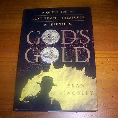 Biblical Treasure Jerusalem Temple Lost Treasures Gold Ancient Artifacts Book