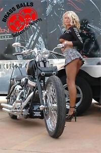 Bobber Chopper Big Dog Motorcycle Banner Sign Flag 7 Ebay