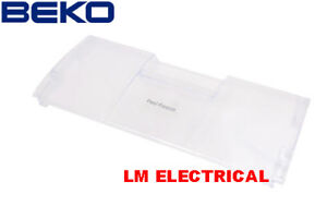 BEKO FRIDGE FREEZER FAST FREEZE DOOR FLAP 4308800500