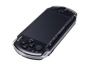 Sony PSP 3000 Piano Black Handheld Syste...